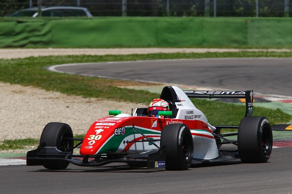 Fuoco did an incredible job to upstage many Formula Renault regulars