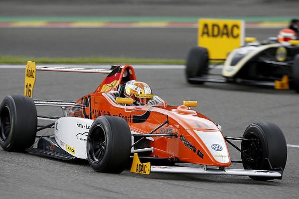 Kremer emerged as one of the likely challengers for Picariello (Photo: ADAC Formel Masters)