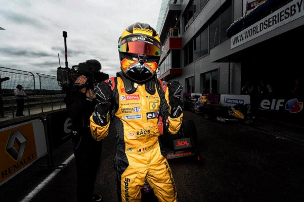 There was no stopping Vandoorne at Moscow Raceway (Photo: Renault Sport)