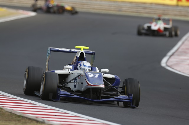 Vainio was untouchable on his way to win two of the season (Photo:Alastair Staley/GP3 Media Service)