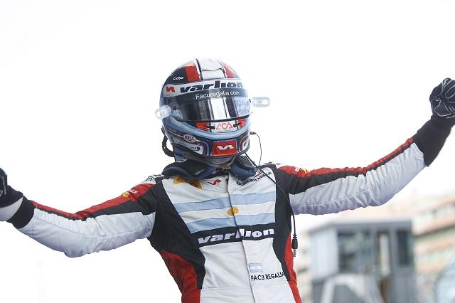 Regalia boosts championship hopes with stellar Nurburgring win (Photo: Andrew Ferraro/GP2 Series Media Service)