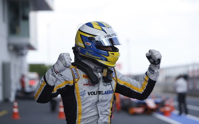 Ericsson's first win of 2013 has been long overdue (Photo: Alastair Staley/GP2 Series Media Service)