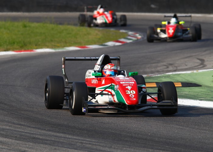 The three Prema drivers remain in a league of their own (Photo: Fast Lane Promotion)