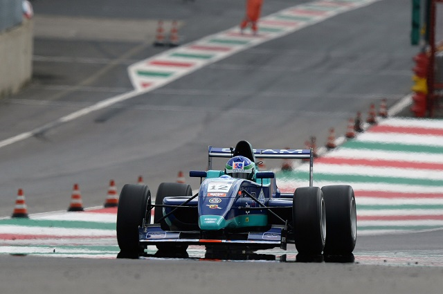 Alessio Rovera remains unbeatable in qualifying runs, with six poles in six sessions (Photo: CSAI-ACI)