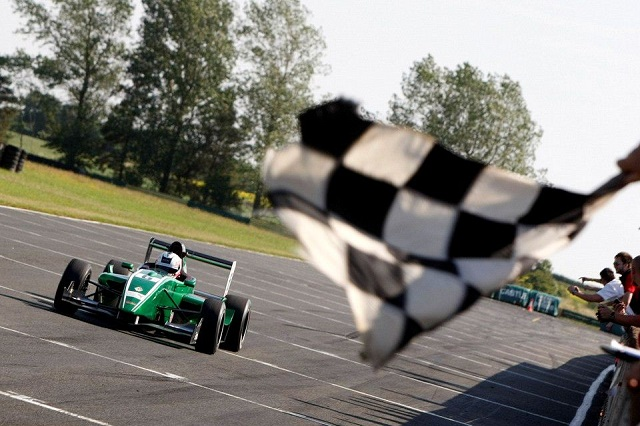 Malaysian youngster Tan completely upstaged the Protyre field at Croft (Photo: Jakob Ebrey Photography)