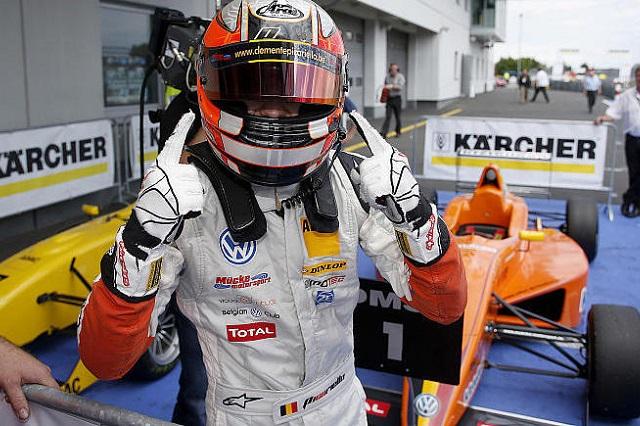 Alessio Picariello more Nurburgring