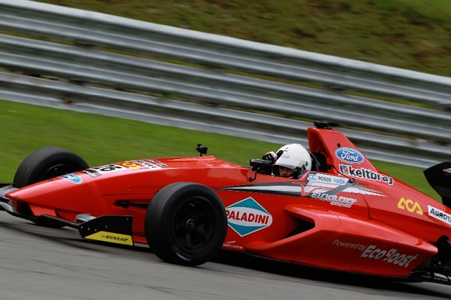 Rosso brought dominance back to Formula Ford (Photo: Formula Ford GB)