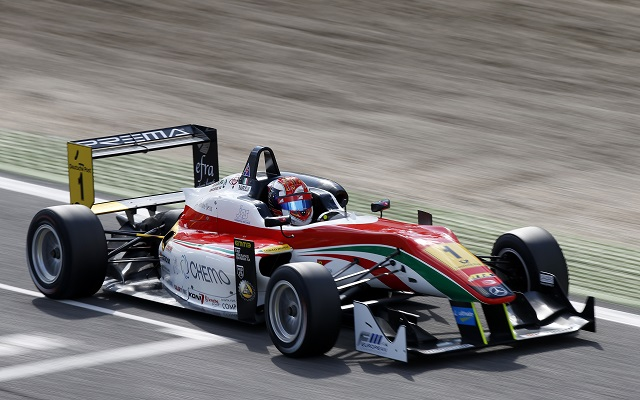 FIA Formula 3 European Championship, round 9, Vallelunga (I)