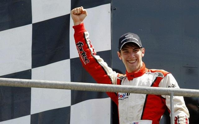 Felix Serralles British F3
