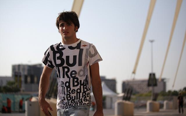 Carlos Sainz Abu Dhabi