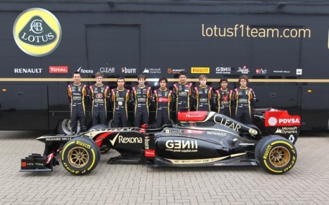 Lotus Junior