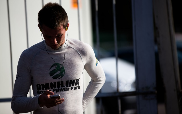 Photo: Malcolm Griffiths / GP3 Series Media Service