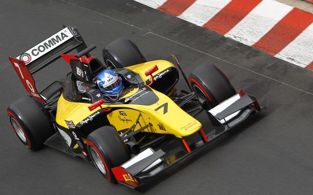 Photo: Sam Bloxham / GP2 Series Media Service