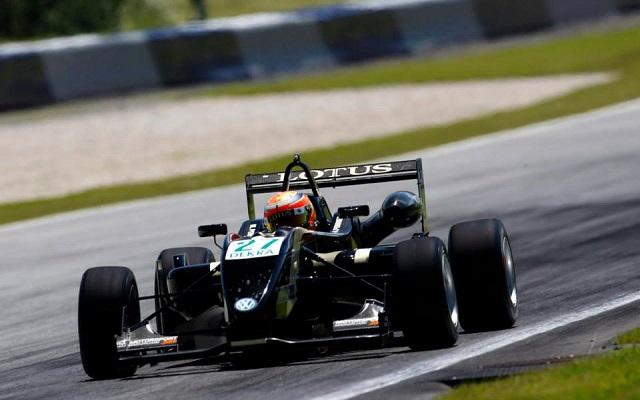 Photo: Alexander Trienitz / ATS Formel 3 Cup
