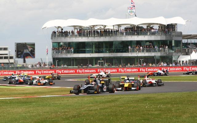 GP2 Silverstone