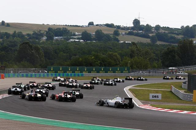 GP2 Hungaroring