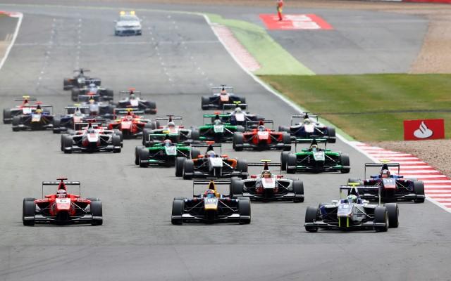 GP3 Silverstone