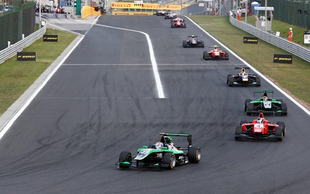 GP3 Hungaroring