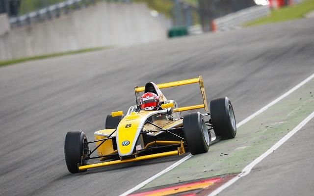 Photo: Gruppe C Motorsport Verlag / ADAC Formel Masters