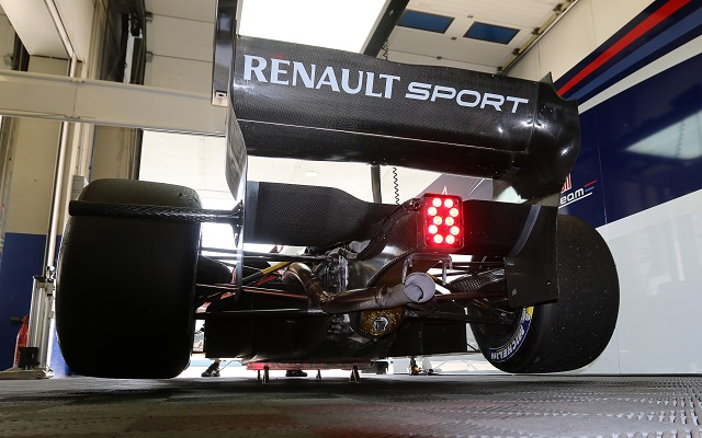 Photo: Jorge Cunha / DPPI / Renault Sport Media