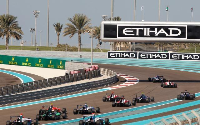 GP3 Abu Dhabi