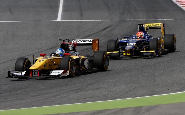 Jolyon Palmer + Felipe Nasr