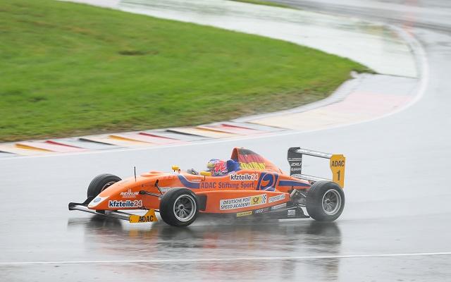 Mucke Motorsport were second in the final season of ADAC Formel Masters (Photo: ADAC)