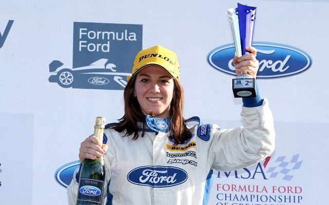 Photo: MSA Formula Ford Championship