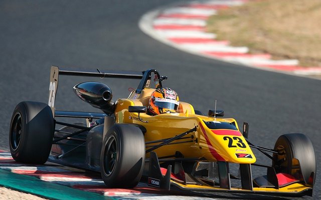 Photo: Japanese Formula 3 Championship