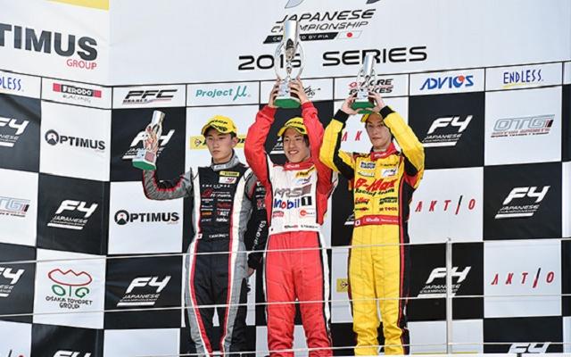 Photo: FIA F4 Japanese Championship