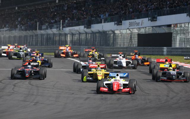 FR3.5 Nurburgring