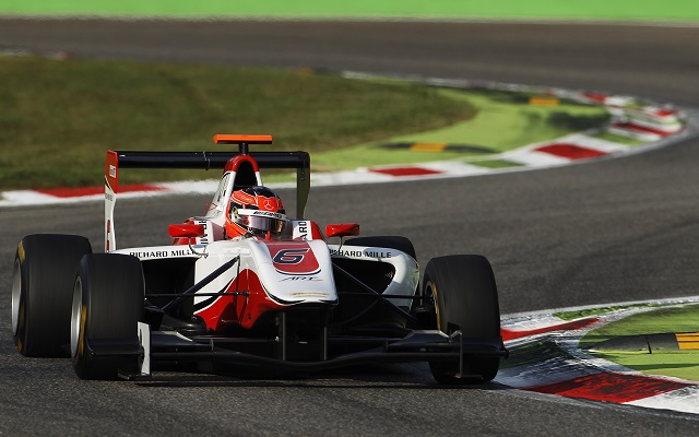 Photo: Sam Bloxham/GP3 Series Media Service.