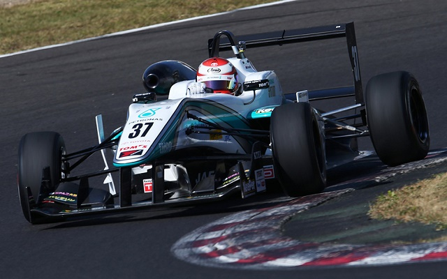 Photo: All-Japan Formula Three