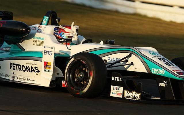 Photo: All-Japan Formula Three