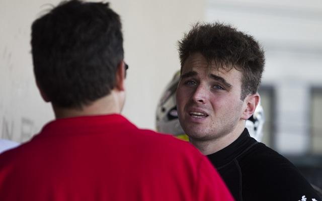 Photo: Sam Bloxham/GP2 Series Media Service.