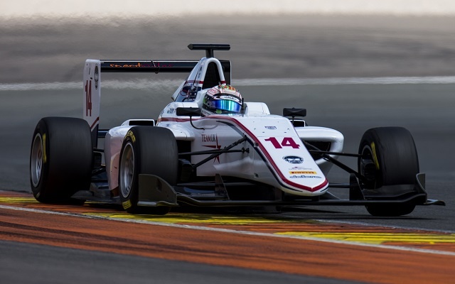 Photo: Zak Mauger/GP3 Series Media Service.