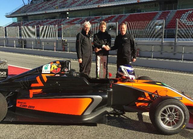 Photo: Van Amersfoort Racing